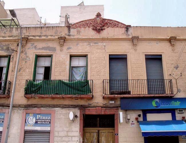 Alvaro bazan 6 fachada
