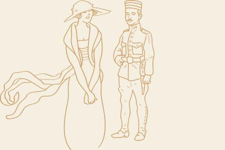 Arquitectura de melilla dos personas