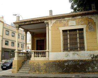 Casa capellan d