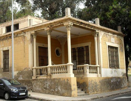 Casa capellan e