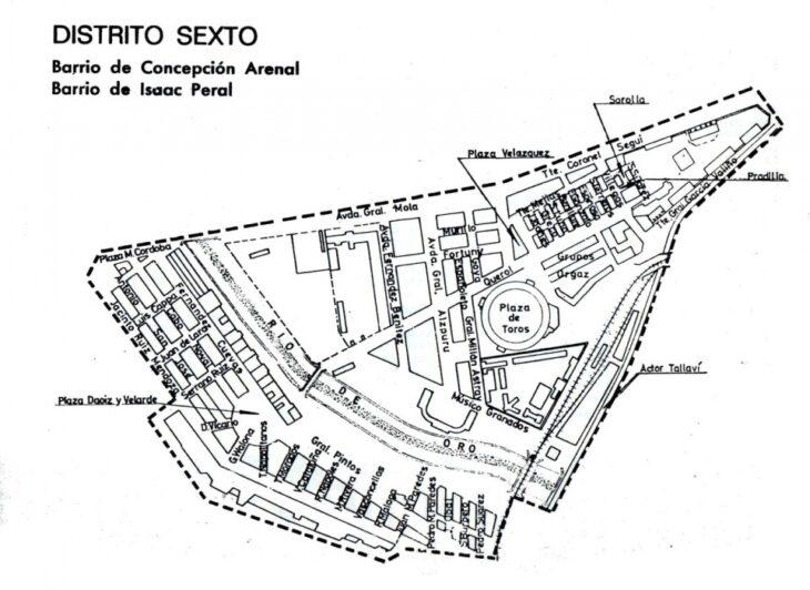 Distrito sexto