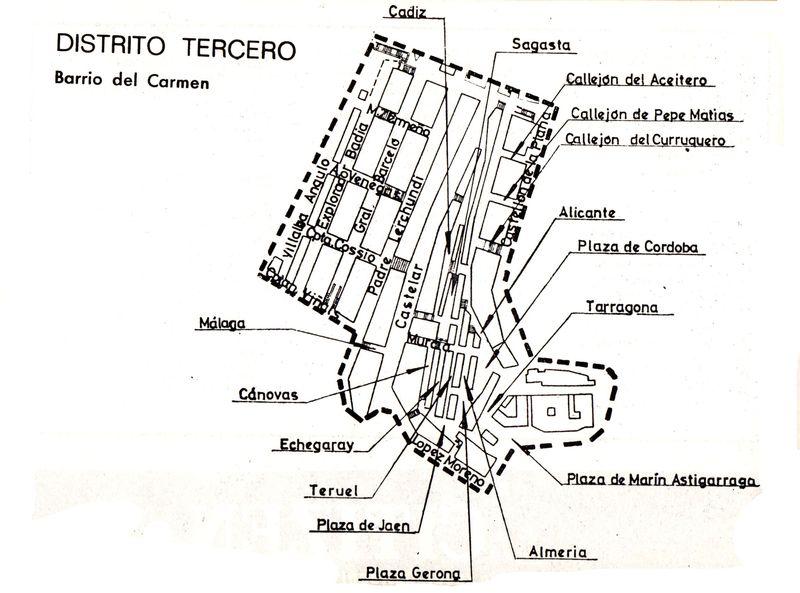 Distrito tercero