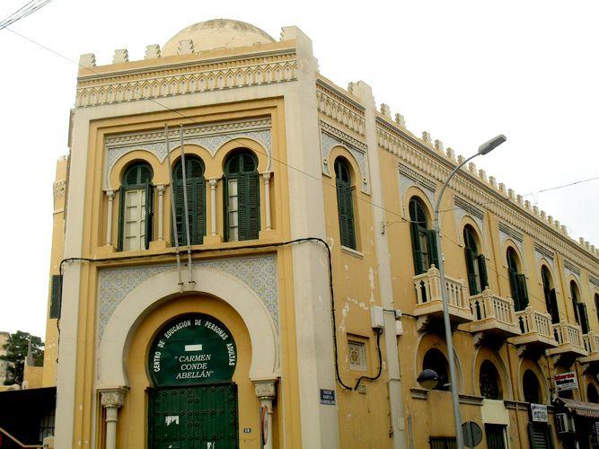 Mezquita central a